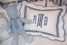 NURSERY IDEAS / by Papillon Bambino Children's Boutique