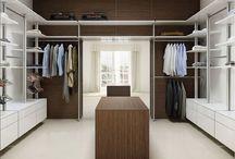 Closets / Closets Ideas para Organizar la casa.