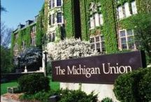 University of Michigan / Beyond the School of Nursing... / by U-M School of Nursing