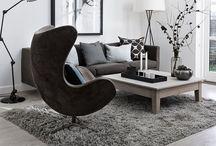 Color Black and White / Ideas para decorar tu casa Black and White. Decoración Blanco y Negro