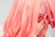Color Me Beautiful / Today's products can transform hair into many different vibrant colors and designs. Whether its semi/permanent hair color or color extensions, find the latest trends in these transformations here.