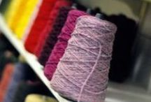 Yarns / Knitting, Crocheting, Weaving.