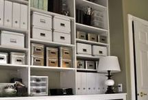 Organization / Tips and inspiration for organizing your kitchen, closets, bedrooms, bathrooms, office, car and more. Help your home become your favorite place in the world.