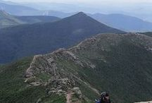 The scenic White Mountains / Take a drive to enjoy the view,