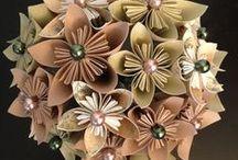 Origami Flowers & Butterflys