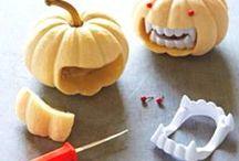 Halloween / motivos de adornos para halloween. www.manualidadespinacam.com