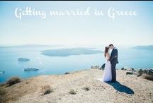 destination wedding guides / If you're looking to get married abroad then these destination wedding guides are a great place to start.