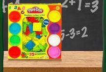 Start / Producten, tips, creaties, thema's en tutorials voor de beginnende Play-Doh gebruiker.
