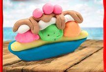 New / Play-Doh inhakers op feestdagen, speciale momenten en actualiteiten.