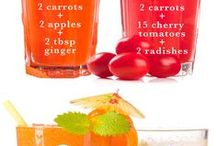 All about juice / Quick and easy way to get all your daily fruit and veg - short on ideas? Look here!