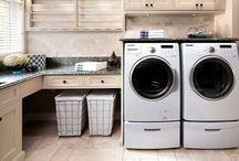 Laundry / Ideas para el Laundry Room