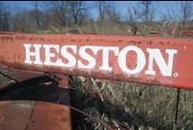 Hesston Ag Equipment / We stock thousands of new aftermarket Hesston tractor parts, in addition, we also have rebuilt, re-manufactured Hesston parts and thousands of used parts available at our seven tractor salvage yards. All parts (new, rebuilt and used parts) we sell carry a 1-year warranty. You can order online or call and speak with a tractor parts expert at 877-530-4430.