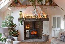 STYLES - COUNTRY LIVING / cottage decoration ideas - inspiration et idées déco pour un intérieur style cottage