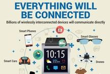IoT: Internet of Things / There is a lot of buzz about the internet of things. What's really going on? What will it be and how will it impact our lives? This board will get to the bottom of the future of the internet; the connected internet of things.
