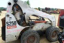 Bobcat Ag Equipment / We also stock an extensive inventory of Bobcat used skid steer parts for most of the models listed above. For used parts please call 877-530-4430 or use our Used Parts Request Form. Our used skid steer parts inventory is always changing. We have seven huge tractor salvage yards in the Midwest with fresh combine salvage arriving daily.