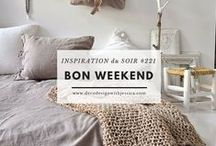 MY BLOG - DECORATION & DESIGN INSPIRATION / Inspirations Decor Decorate Decoration home maison house interior décoration idées