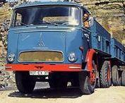 Ретро грузовики