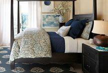 Master Bedroom / by Rachel Ziefle