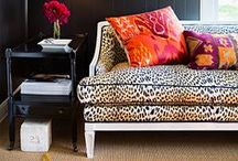 Inspiration Rooms, Homes & Decorating Ideas / Spaces that catch my eye and make me feel good.