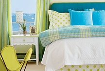Bedrooms and Bunk Rooms / by Coastal Living