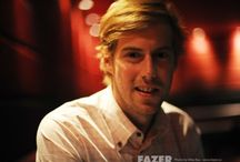 Everything Andrew McMahon: JM, SoCo, and the wilderness / by Kelsi Huerter