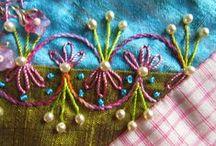 Stitchin Inspiration  / by Kim Goodwin