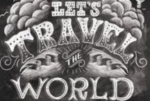 Typography / by rethwyll