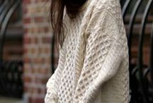 :knit.purl.knit.purl / warm woolens, yarns and stitches.