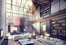 Loft Inspiration / by Zachary Reusing