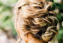 Hair / by Hannah Ellison