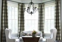 - Window Dressings - / by Fabrics & Furnishings