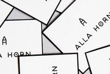 Business Cards / by Florence Bazin