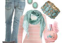 Fashion ideas / by Kelsi Huerter