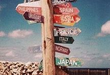 adventures / anywhere you would like to go / by Michelle Iacono
