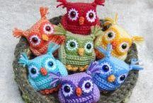 Owls / by Cheryl Weber