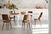 Kitchens / Collecting cool kitchen ideas here. / by Camilla Fabbri