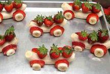 PreSchool Snack ideas / Cute snack ideas
