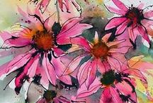 Watercolors / by Nancy R. Allen