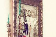 Jewelry Storage & Display  / by Amber Moore