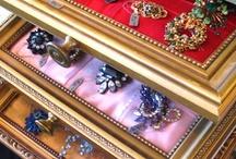 DIY: Jewellery Storage / by Auntie Stacey
