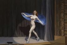 Edward Hopper's Great Nudes / A Collection of Edward Hopper's Great Nudes / by Jeffrey Wiener