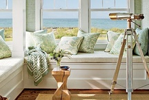 Our Ultimate Beach Houses / More than a decade of inspiration from some of our favorite coastal designers. / by Coastal Living