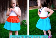 DIY Clothing and Fabric Ideas / by Nikki Cheshire