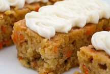 Füd: Carrot Sweets / I'm always looking for ways to use up carrots.