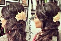 Hair styling like a pro