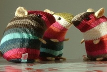Knitting - Critters & Toys / by Lynette Russell