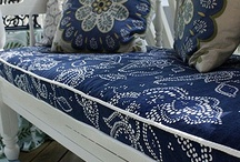 Sewing: Home Accessories / Nothing feels better than turning a house into a home with cozy home decor projects.