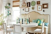- Nooks | Banquettes - / by Fabrics & Furnishings
