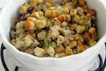 Thanksgiving Food / by Cheryl Weber