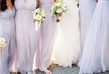L A V E N D E R / W E D D I N G S / Lavender Wedding Palette Inspiration for brides, brides-to-be, and grooms.